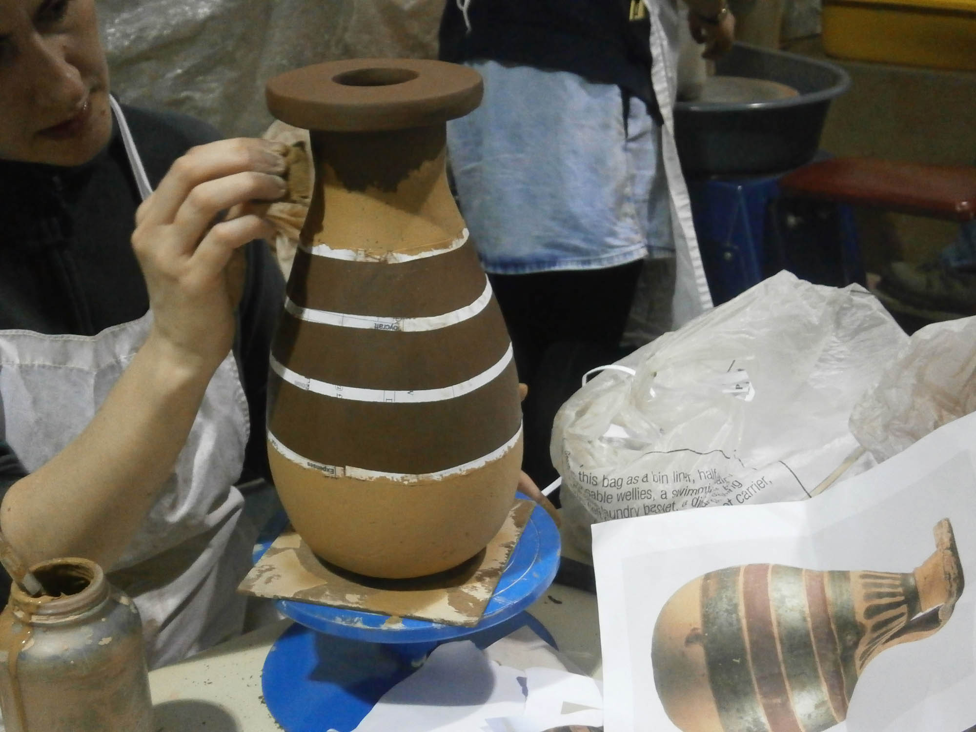 Seven Limes Pottery Manchester | Pottery classes & courses