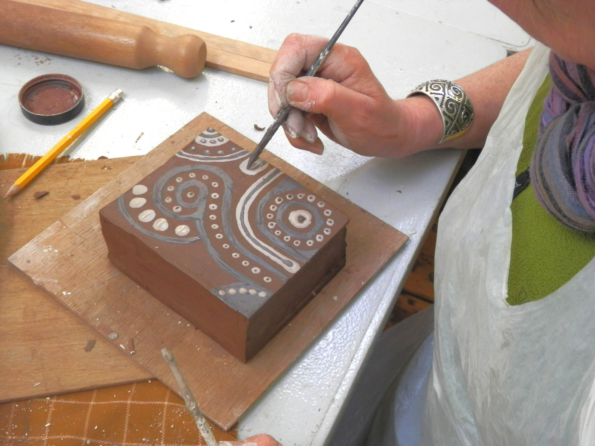 Seven Limes Pottery Manchester   Pottery classes & courses